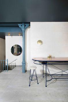 Микс архитектуры и дизайна от студии Lucas y Hernández-Gil