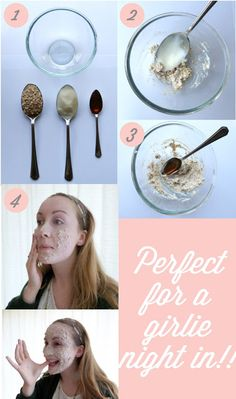 Trends With Benefits: Home Made Face Masks & Scrubs