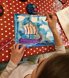 Viking Fiction makes fun learning – ofamily learning together Norway Crafts For Kids, Dragon Birthday Parties, Stormy Sea, How Train Your Dragon, Fun Learning, Christmas Presents, Vikings, Fiction, Seas