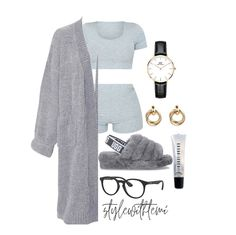 Cute Lazy Day Outfits, Cute Swag Outfits, Retro Outfits, Trendy Outfits, Kpop Fashion Outfits, Girls Fashion Clothes, Pajama Outfits, Comfortable Outfits, Polyvore Outfits