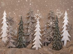 Up North ~ Fabric photography backdrop from Baby Dream Backdrops