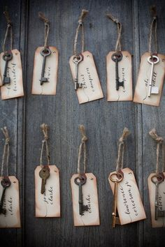 escort tags Best Picture For Decoration Mariage noir For Your Taste You are looking for something, a Clifton Inn, Our Wedding, Dream Wedding, Wedding Stuff, Wedding Images, Wedding Bells, Wedding Favors, Rustic Wedding, Old Keys