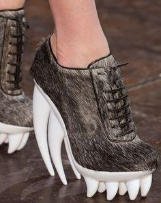 Iris Van Herpen S/S 2012 Haute-Couture Shoes