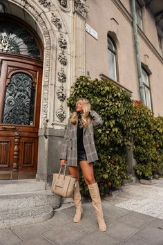 Casual Fall Outfits, Fall Winter Outfits, Classy Outfits, Stylish Outfits, Autumn Winter Fashion, Cute Outfits, Look Fashion, Fashion Outfits, Womens Fashion