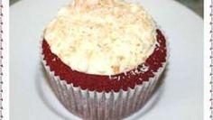 Red Velvet Cupcakes  http://cupcakemaps.com/blog/red-velvet-cupcakes.html