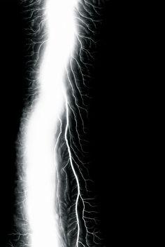 Hiroshi Sugimoto | Lightning Fields 163, 2009