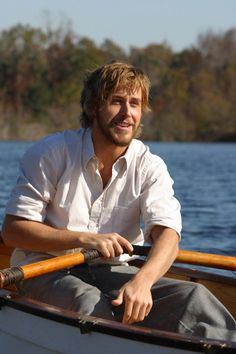 Pin for Later: Ryan Gosling's Sexiest Moments From The Notebook The Superhot Rower Part Two