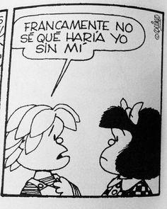 Cosas simples... #mafalda #quino #historieta #Argentina #humor by laurybruno
