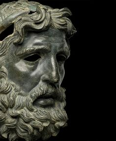 Head of Poseidon / Antigonos Doson, 227-221 BC (bronze) Creator Greek, (3rd century BC) Nationality Greek Description Identified as Antigonos Doson (263-221 BC) King of Macedon.  Museum of Fine Arts, Houston, Texas.