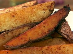 Down Home with the Neelys - Roasted Potato Wedges