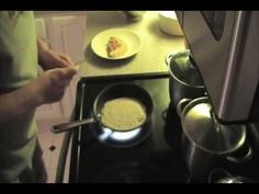Cooking for Two - Crapes, Pancakes, Flipping nalesniki, - YouTube
