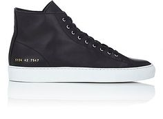 Common Projects Tournament High-Top Sneakers - Sneakers - Barneys.com