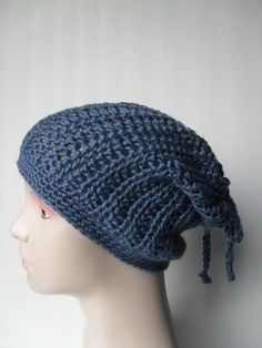 Blue - SCATBAND (Scarf-Hat-Headband) | Surprise Designs