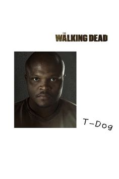 The Walking Dead's T-Dog