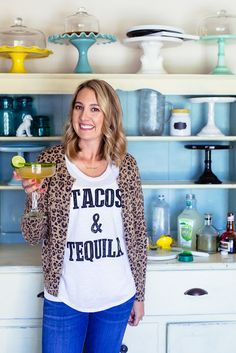 Cocktail Club: The Cadillac Margarita Spritzer