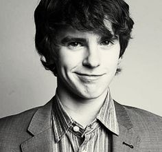 Freddie Highmore is such a good actor, that's why he's my brothers favorite actor.
