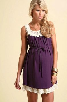 ddf041bcc56a2 There is 0 tip to buy dress, purple, lace, maternity. Help by posting a tip  if you know where to get one of these clothes.