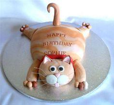 Happy Birthday Funny Cakes