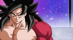 Bien qu'il ne fasse pas encore partie de l'univers canonique de la franchise Dragon Ball, Super Saiyajin 4 est l'une des transformations préférées des fans, et il a récemment été révélé qu'il allait recevoir une nouvelle forme.    #DragonBallSuper #SUPERDRAGONBALLHEROES Goku 4, Son Goku, Dbz, Dragon Ball Z, Anime, Supreme, Universe, Fans, Deviantart