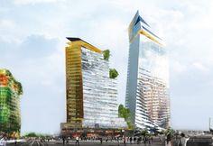 Jean Nouvel choisi pour la construction de deux nouvelles tours à Paris