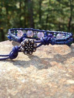 Lavender Love in October by Katherine N on Etsy