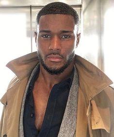 males, men, and black men image Fine Black Men, Hot Black Guys, Gorgeous Black Men, Handsome Black Men, Black Boys, Fine Men, Beautiful Men, Hot Guys, Black Men Beards