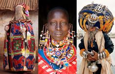 These vibrant cultures were slaying their fashion game long before the runway was invented.