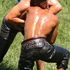 Kirkpinar Oil Wrestling Festival: When it comes to macho throwdowns, the Super Bowl's got nothing on Kirkpinar, a greased-up wrestling match that is said to be the world's oldest annual sporting event.
