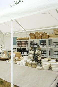 Tricia Foley's pop-up The New General Store in the Hamptons was a huge success. Photo: Tricia Foley