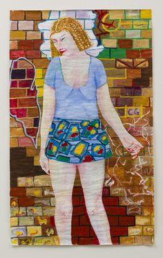 Charles Garabedian, 'Shy Girl,' 2013, Betty Cuningham