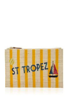 Lea St Tropez Clutch by KAYU for Preorder on Moda Operandi