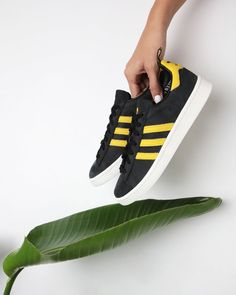 online store d57c8 59904 adidas Originals Campus Adidas Campus, Shoe Wardrobe, Sneakers Adidas,  Yellow Black, New