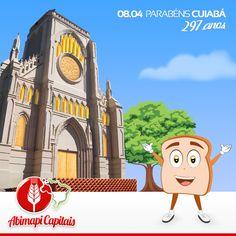 Cuiabá - 297 anos