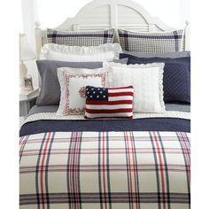 **Ralph Lauren ** Talmadge Hill White Eyelet Standard Pillow Sham MSRP $95.