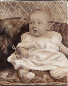 oil painting by Ann Ohr