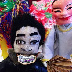 Celebrating #chinesenewyear2016 with friends #statestreetgallery #robertmorrisuniversity #lilAL @djasiatic