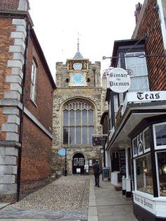 Parish Church of St Mary, Rye Best Travel Deals, Travel Guide, East Sussex, Rye, Big Ben, United Kingdom, Saving Money, England, Europe