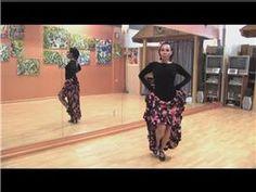 Dance Lessons : Flamenco Dance Stepping
