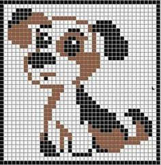 Patterns of dogs, hares and kittens for embroidery – Animals – Patterns of weaving with beads – Treasury of articles – Weaving of beads with ornaments, trees and flowers, patterns mk: Cross Stitch Cards, Cross Stitch Baby, Cross Stitch Animals, Cross Stitching, Cross Stitch Embroidery, Knitting Charts, Baby Knitting Patterns, Cross Stitch Designs, Cross Stitch Patterns