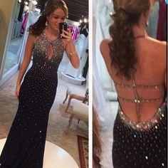 Backless Mermaid Prom Dress,Long Prom Dresses,Charming Prom Dresses,Evening Dress Prom Gowns, Formal Women Dress,prom dress