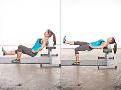 10 TOUGH Exercises That Use Little/No Weight