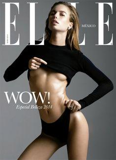 Elle Mexico May 2014 | Amanda Mani by Rocío Ramos
