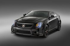 Cadillac CTS-V Coupe 2015