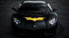 Since Christian Bale's #Batman got behind the wheel of a #LamborghiniAventador in the 'Dark Knight' this incredible #'Batventador' was always going to happen! Hit the link to watch the epic video...