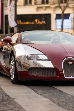 Bugatti Grand Sport. Car of the Day: 6 March 2015.