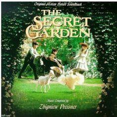 Secret Garden Soundtrack #secretgardens