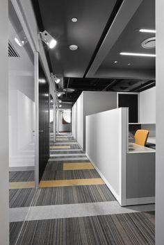 lvt wood corridor - Google Search