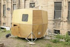 Urban Nomad Redux: Build and Live in Your Own Microhouse : TreeHugger