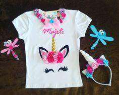 Blusa personalizada unicornios Abilia shopping