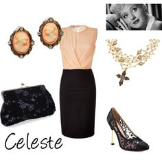 Celeste Holm by connie-collier-cain on Polyvore